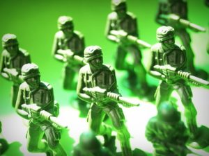 Image of Toy Soldiers