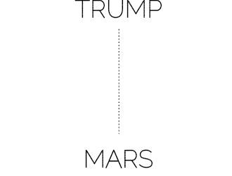 Connecting the Dots Between Trump and Mars