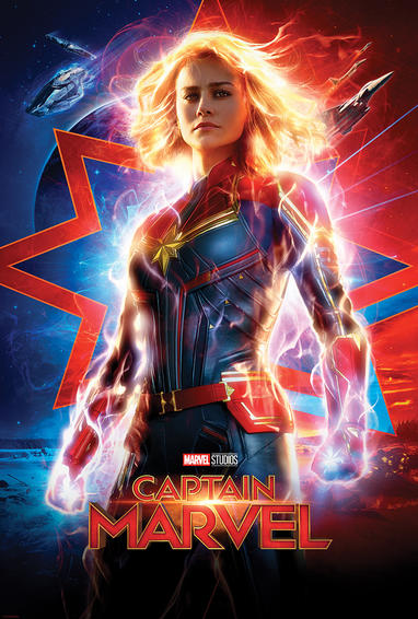 Captain Marvel: Nevertheless, She Persists